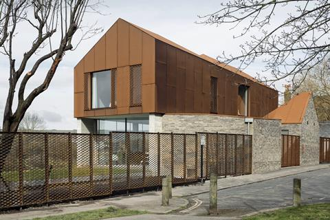 South Street Sandy Rendel Architects